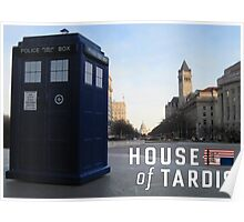 House of TARDIS Poster