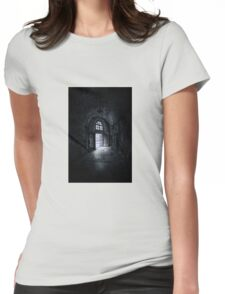 Visions From The Dark Side Womens Fitted T-Shirt