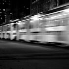 Midnight Train by JustM