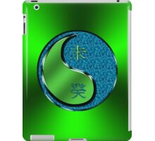Goat Yin Water iPad Case/Skin