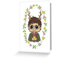 will graham Greeting Card