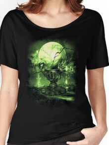 crystal ball tee Women's Relaxed Fit T-Shirt
