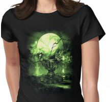 crystal ball tee Womens Fitted T-Shirt