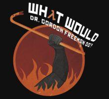 What would Dr. Gordon Freeman do? Kids Clothes