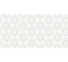 Luxury ornamental floral wallpaper Photographic Print