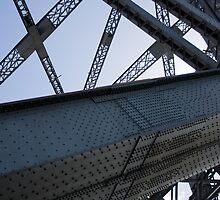 Harbour Bridge Construction by Ine Beerten
