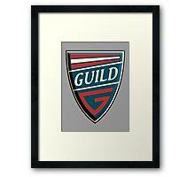 Vintage Guild  RBW Framed Print