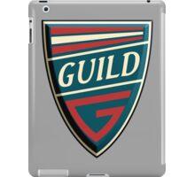 Vintage Guild  RBW iPad Case/Skin