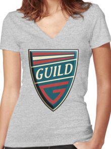 Vintage Guild  RBW Women's Fitted V-Neck T-Shirt