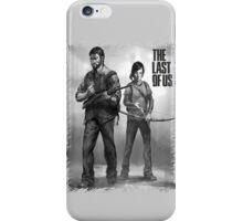 The Last of Us Joel and Ellie iPhone Case/Skin