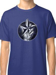 Vintage Nautical Star Classic T-Shirt