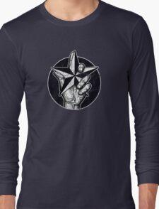 Vintage Nautical Star Long Sleeve T-Shirt