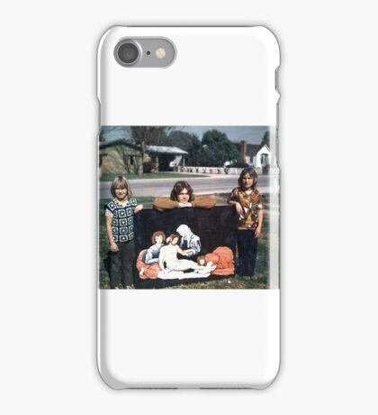 olden days iPhone Case/Skin