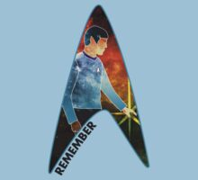 REMEMBER - A Tribute to Leonard Nimoy as Spock by Tom Weaver