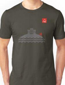 East Peak Apparel - Coast and Castle - Mountain Bike T-Shirt Unisex T-Shirt