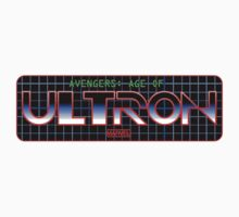 Avengers: Age of TRON Title Kids Clothes