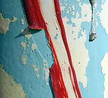 Peeling Paint 4 by rdshaw