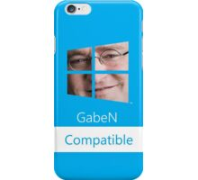 GabeN Compatible iPhone Case/Skin