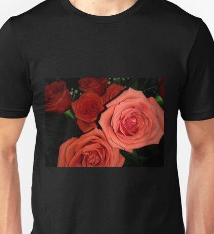 Roses Unisex T-Shirt