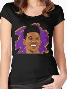 Swaggy P Women's Fitted Scoop T-Shirt