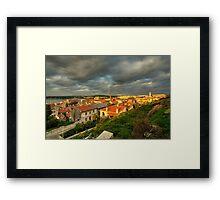 Pula-Vista  Framed Print