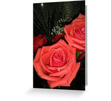 Roses 3 Greeting Card