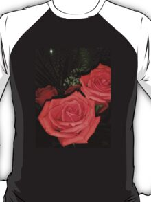 Roses 3 T-Shirt