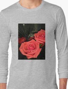 Roses 3 Long Sleeve T-Shirt