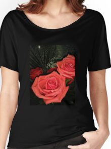 Roses 3 Women's Relaxed Fit T-Shirt