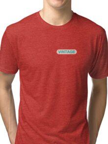 Celebrate Vintage Toys in Glasslite Brazil Style Tri-blend T-Shirt