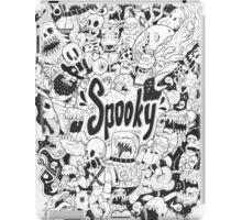 Spooky Doodleart iPad Case/Skin