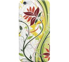 A Country View iPhone Case/Skin