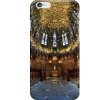 Realm Of The Spirit iPhone Case/Skin