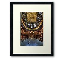 Realm Of The Spirit Framed Print