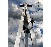 walk of faith Photographic Print
