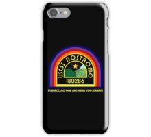 .Nostromo. iPhone Case/Skin