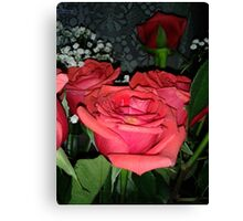 Roses 9 Canvas Print