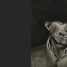 George Strait... prints and products by © Bob Hall
