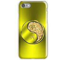 Monkey Yang Fire iPhone Case/Skin
