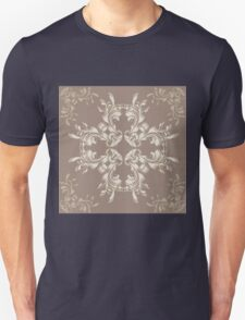 Abstract colorful floral ornament 7 T-Shirt