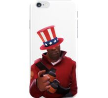 I WANT YOU FOR TF2 (Team Fortress 2 Soldier Uncle Sam) iPhone Case/Skin