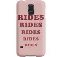 Adventureland - Rides Samsung Galaxy Case/Skin