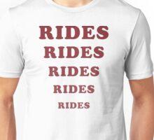Adventureland - Rides Unisex T-Shirt