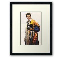Kramer the Pimp Framed Print