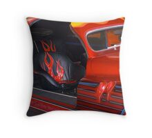 Not Your Mother's Lincoln Throw Pillow