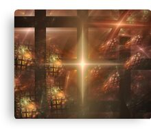 'Incorporating Light' Canvas Print