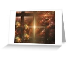 'Incorporating Light' Greeting Card