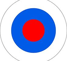 Roundel of the Slovenian Air Force by abbeyz71