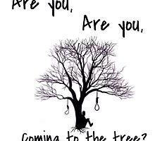 Hanging tree design by Fandomsdepp