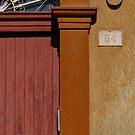 Sicily Door 02 by Adrian Rachele